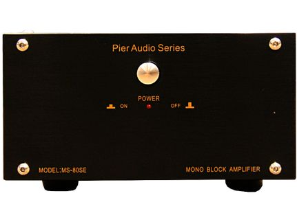 PIER AUDIO MS-80 SE Noir