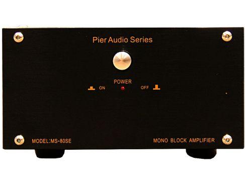 PIER AUDIO MS-80SE Noir (Modèle EXPO)
