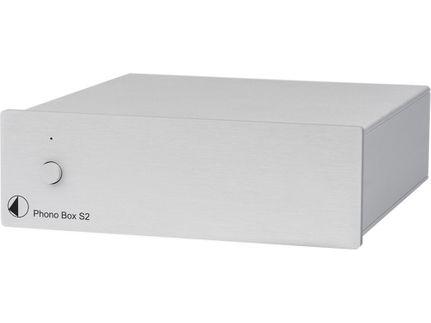 PROJECT Phono Box S2 Silver
