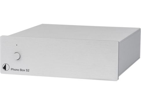 PROJECT Phono Box S2 Silver