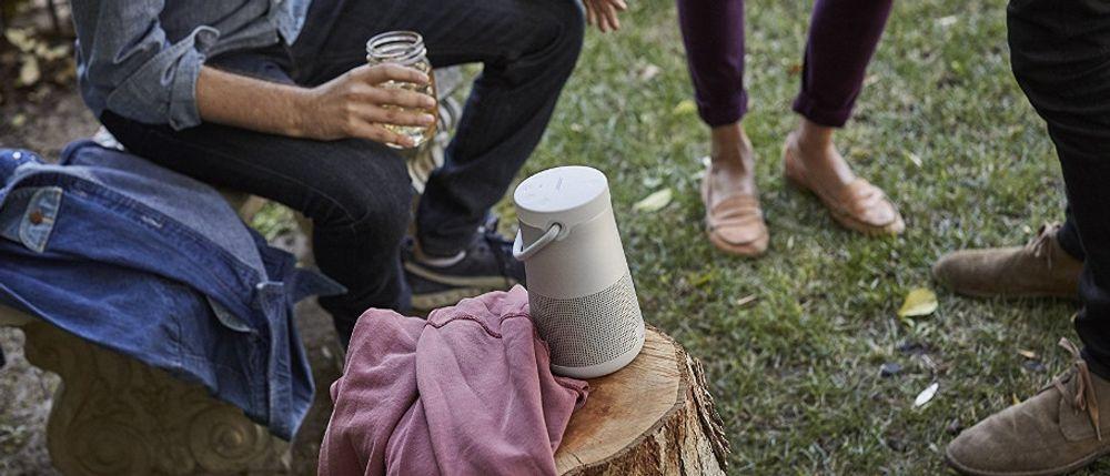 Bose® SoundLink® REVOLVE+ Gris