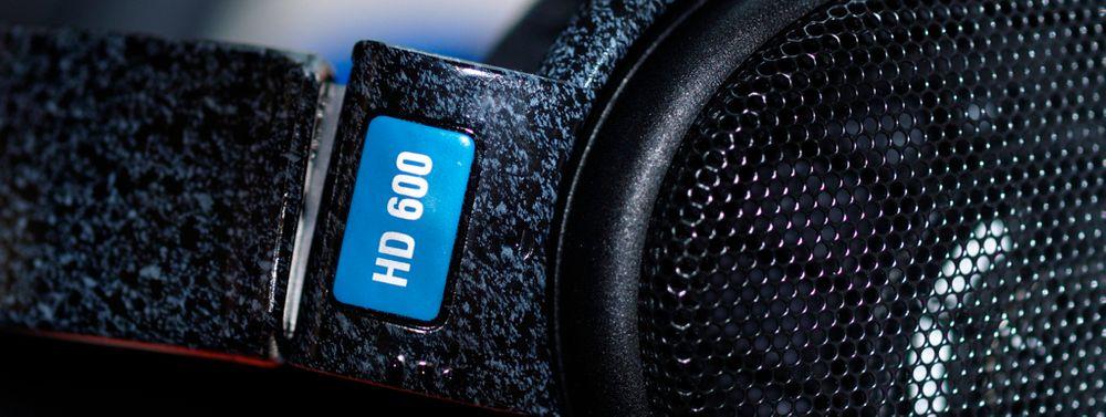 Sennheiser HD 600