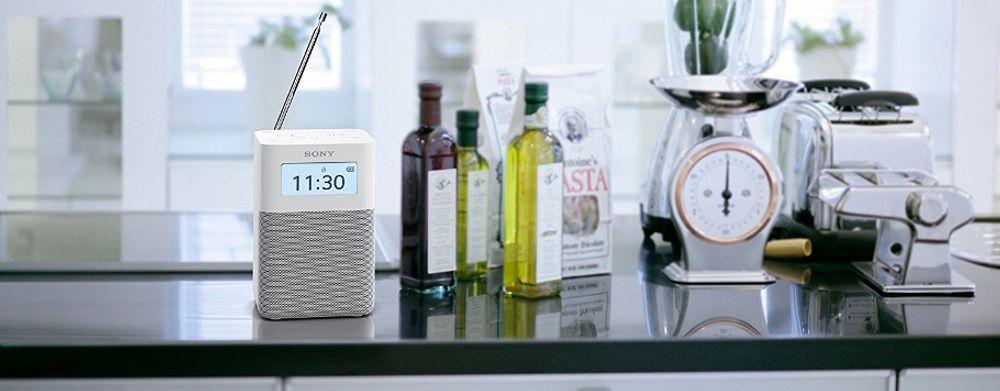 Radio Sony XDR-V20D