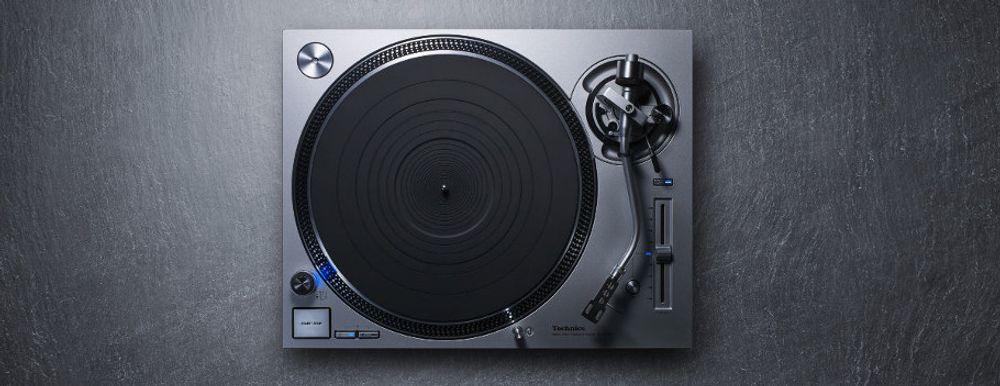 Platine vinyle Technics SL-1210GR