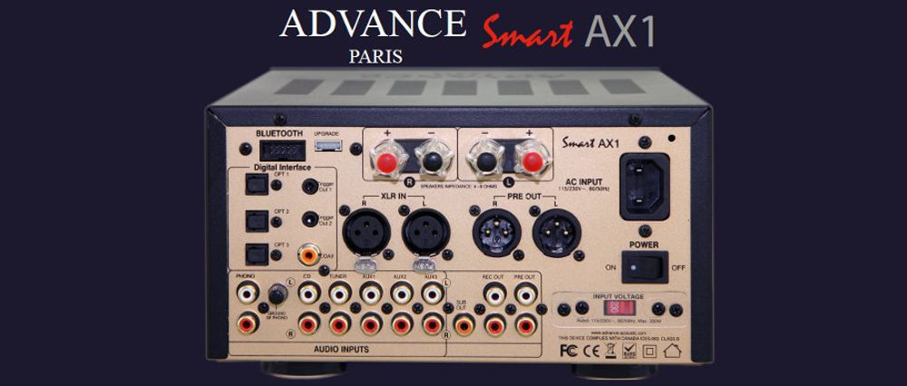 Advance Acoustic AX-1