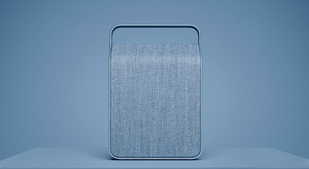 Enceinte sans fil transportable Bluetooth® 4.0 aptX et NFC - VIFA Oslo