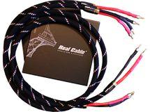 REAL CABLE CHAMBORD II SP 2M50 (Câble assemblé 2 x 2.50 m)