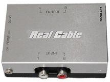 REAL CABLE NANO-LP1 (Stock B)