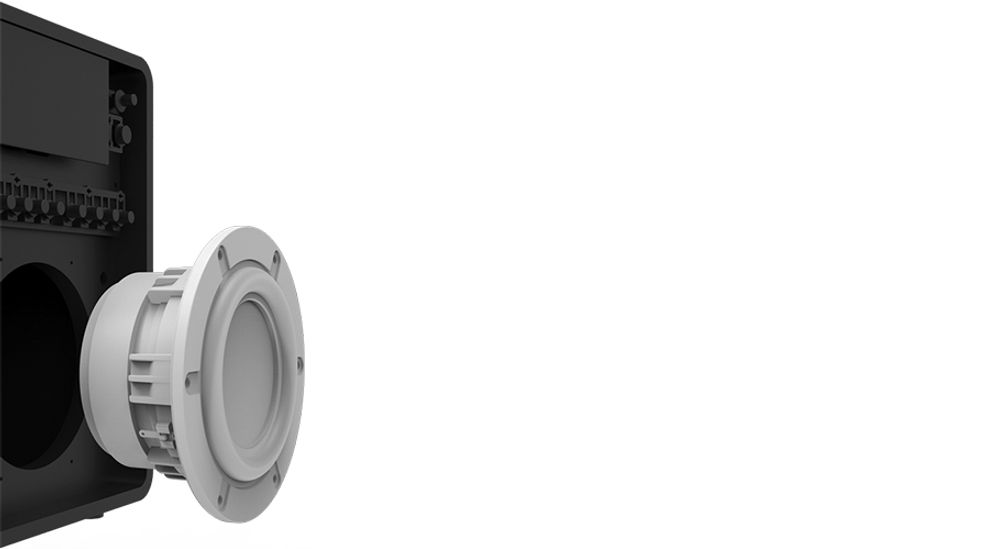 Radio FM RDS, DAB, DAB+ avec connectivité Bluetooth® - REVO SuperSignal