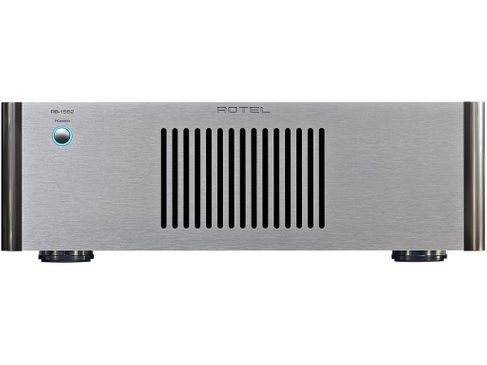 ROTEL RB-1552 MKII Silver