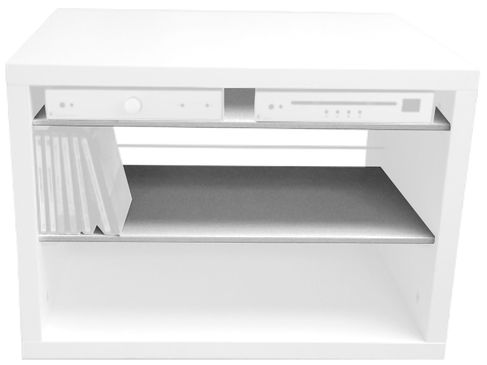PROJECT RACK IT SHELF Blanc Mat