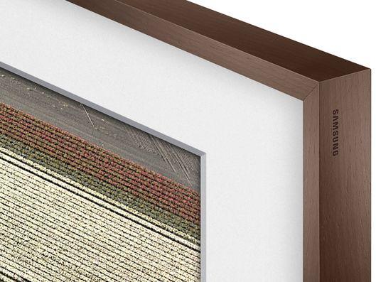 SAMSUNG The Frame Cadre 43´´ Noyer