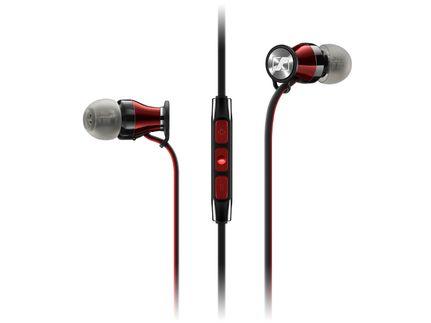 SENNHEISER MOMENTUM In-Ear G Noir/Rouge (Android)
