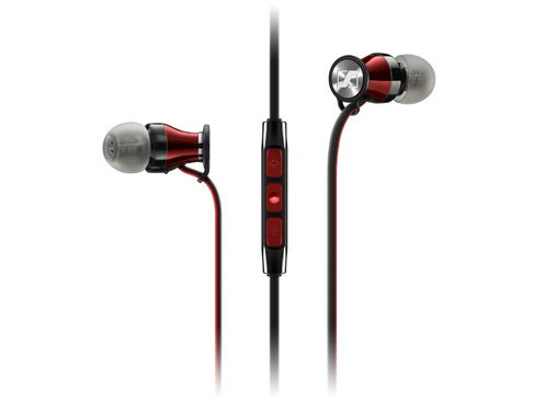 SENNHEISER MOMENTUM In-Ear G Noir/Rouge (Android)