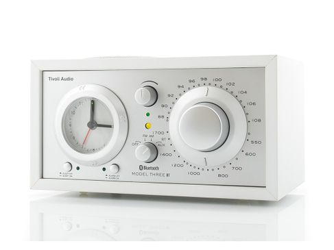 TIVOLI Model Three BT Blanc/Silver