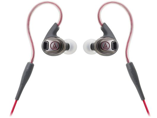AUDIO TECHNICA  ATH-SPORT3 Rouge