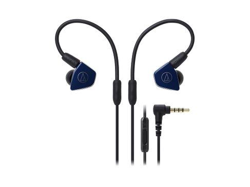 AUDIO TECHNICA ATH-LS50iS Bleu foncé