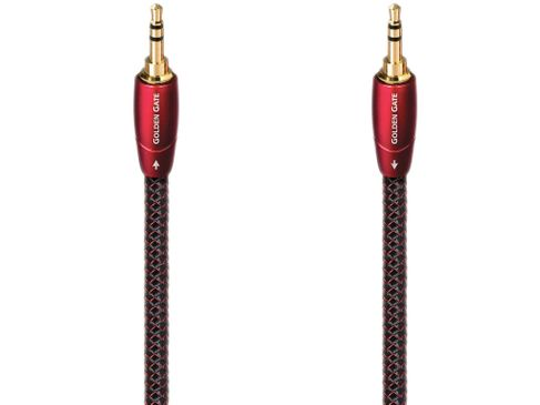 AUDIOQUEST Golden Gate Mini-jack 3.5mm (3m)