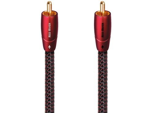 AUDIOQUEST Red River RCA (2m)