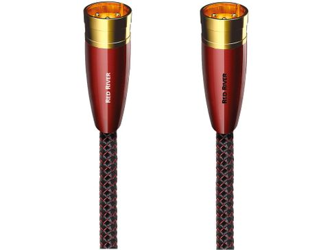 AUDIOQUEST Red River XLR (3m)