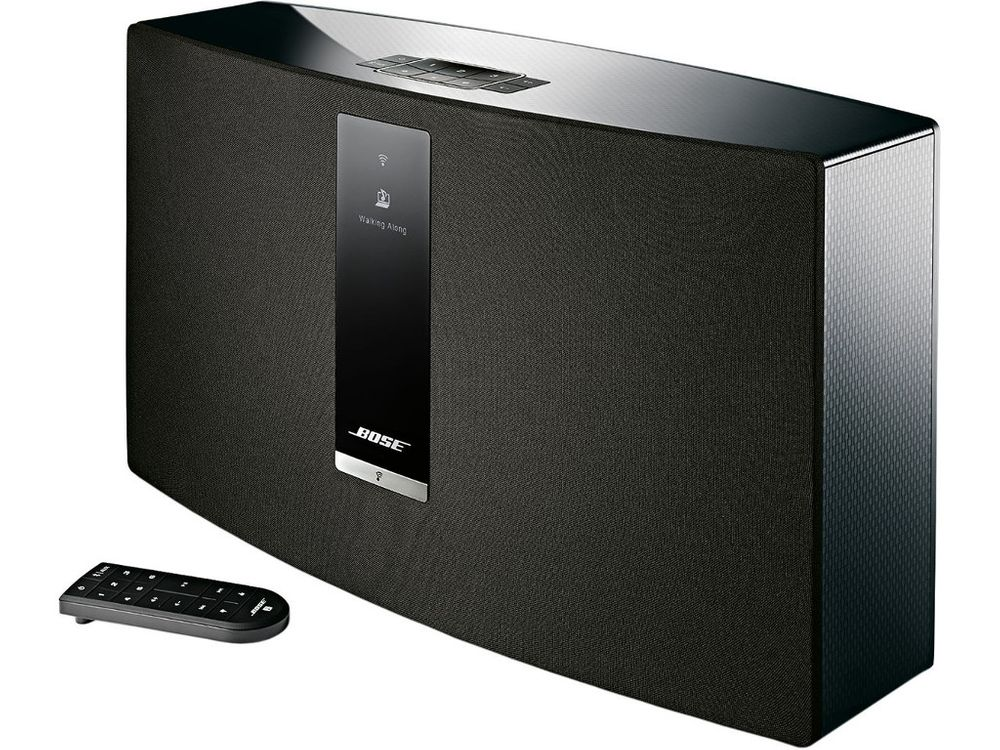 bose soundtouch 30 s rie iii noir enceinte sans fil. Black Bedroom Furniture Sets. Home Design Ideas