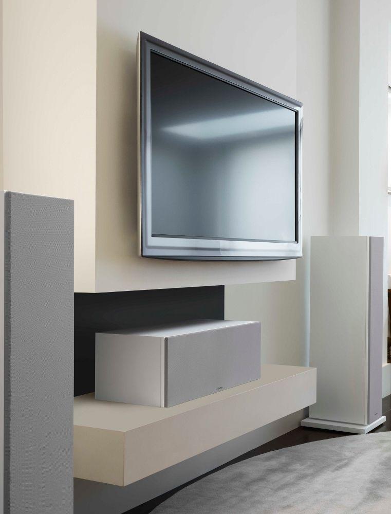 Cette Bowers & Wilkins hérite de technologies réservées aux réalisations les plus haut de gamme de la marque (CM10, PM1...)