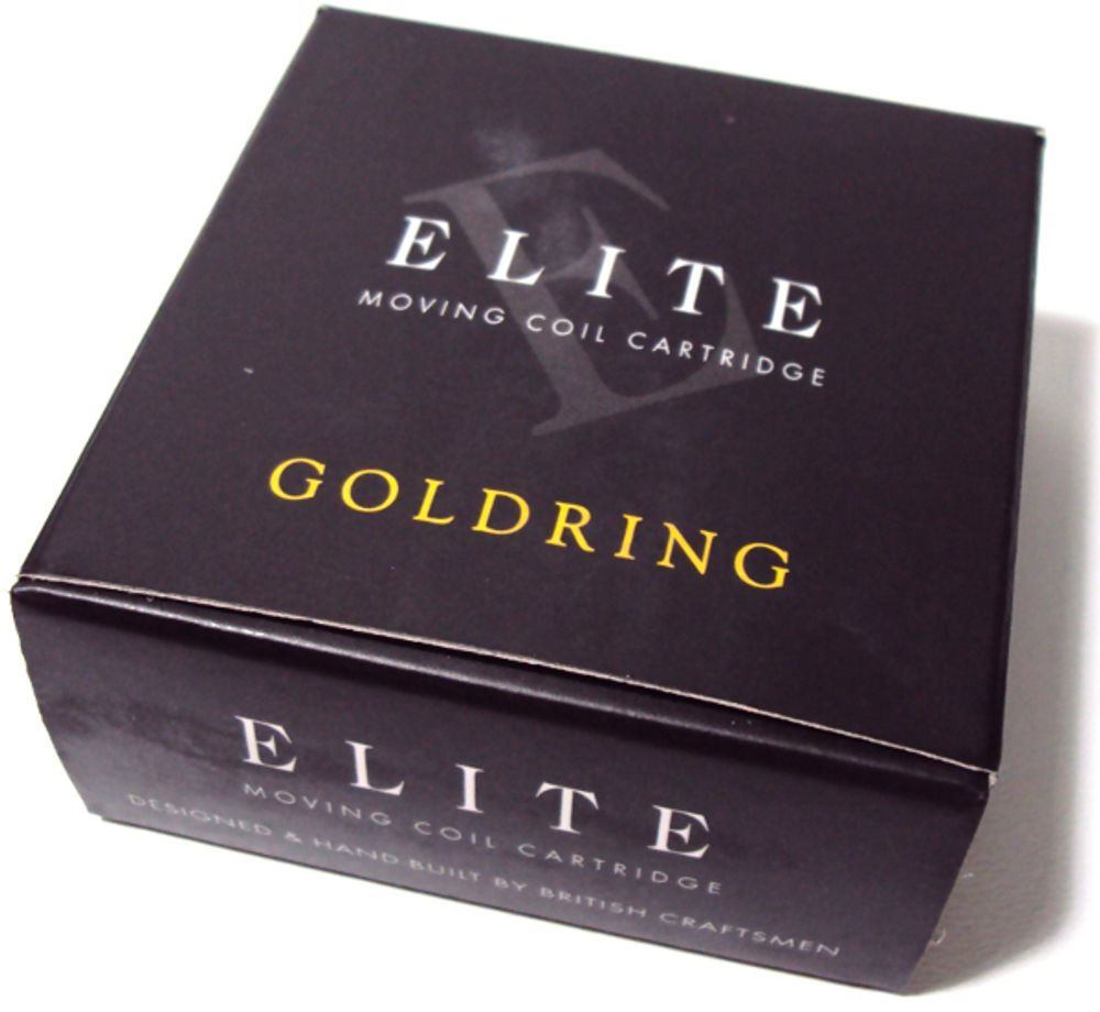 Cellule MC Goldring Elite