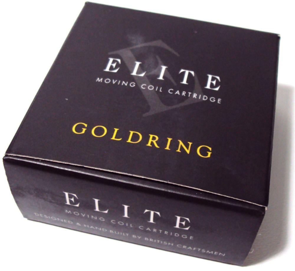 Cellule MC Goldring Elite