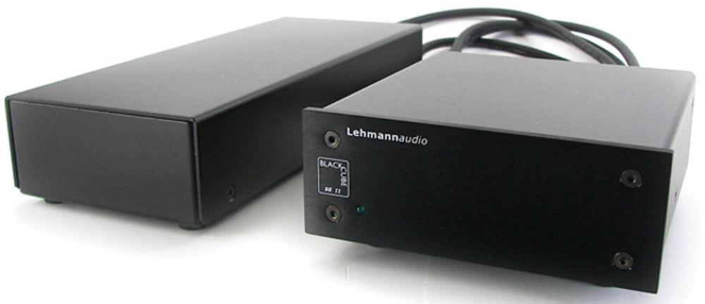 Préampli phono Lehmann Black Cube SE II