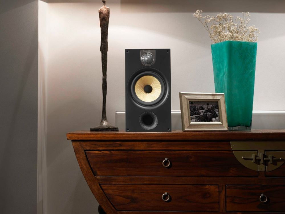 b w 685 s2 noir enceintes biblioth que. Black Bedroom Furniture Sets. Home Design Ideas