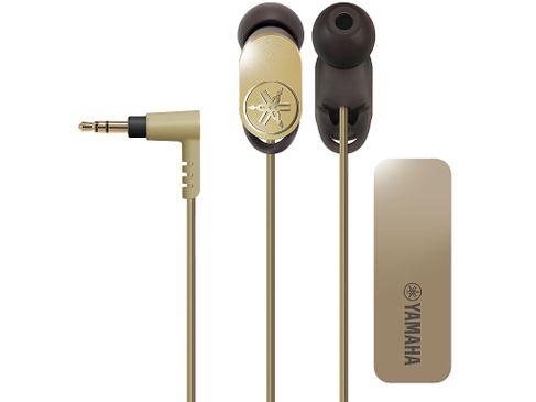 Yamaha Eph W32 Gold Casques Avec Microphone Pour Smartphones
