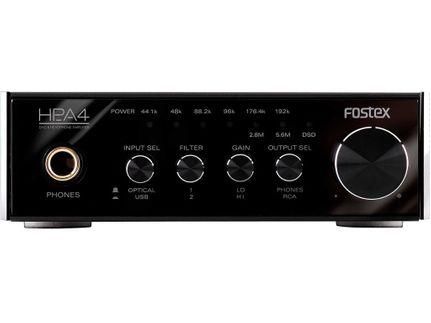 FOSTEX HP-A4 Noir