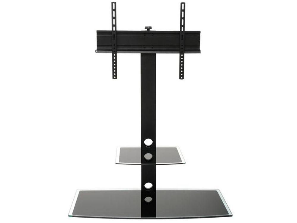 Erard studio 1000 colonne 2 plateaux meubles et pieds tv for Meuble tv colonne