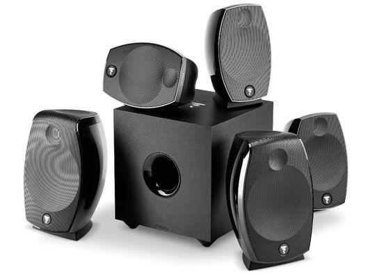FOCAL Pack SIB EVO Dolby Atmos 5.1.2 Noir