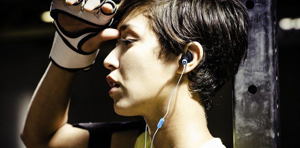 Casque intra-auriculaire Sport avec haut-parleurs de 5.8mm - JBL REFLECT Mini