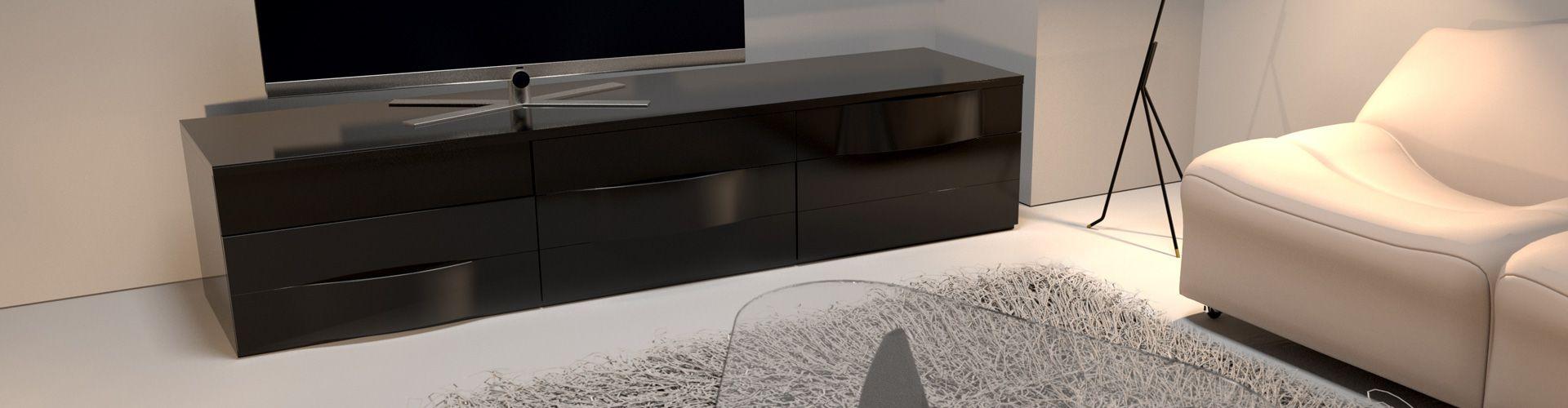 Meuble Tv Hifi Intégré meubles et supports tv découvrez notre sélection au meilleur