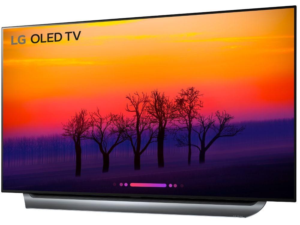 TV OLED 4K LG 55C8 - Processeur Alpha 9