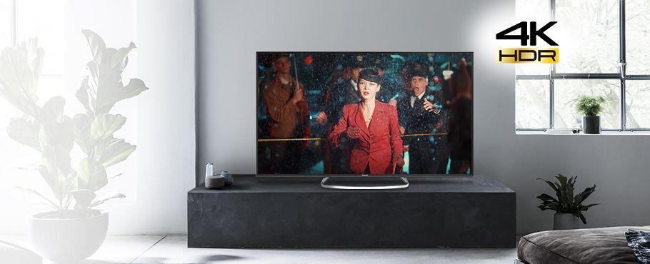 TV Ultra HD Panasonic série FX623