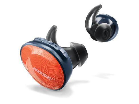 BOSE® SoundSport® Free Orange / Bleu