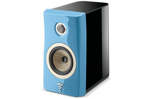 FOCAL KANTA N°1 Black / Gauloise Blue Mat