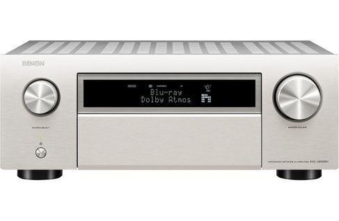 DENON AVC-X6500H Silver Premium