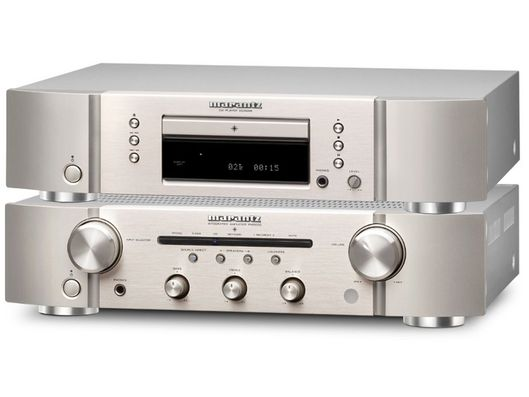 MARANTZ PM5005 Silver Gold + CD5005 Silver Gold