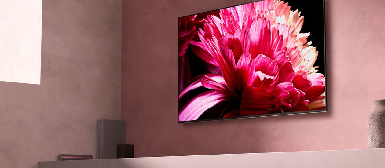 TV UHD 4K Sony KD-55XG9505