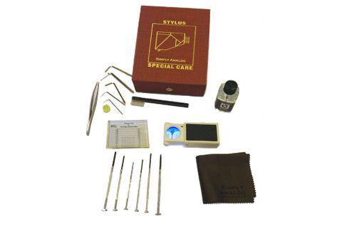 SIMPLY ANALOG Kit d´installation et de nettoyage pour Stylus