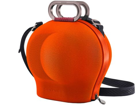 DEVIALET Cocoon Reactor Orange