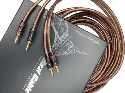REAL CABLE ELITE 300 (2x5m)
