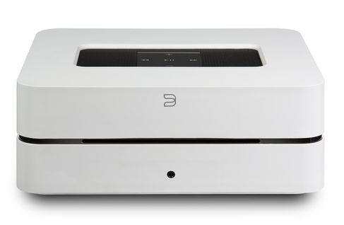 BLUESOUND VAULT 2i Blanc