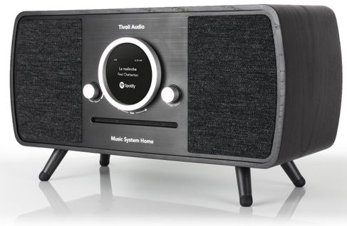 TIVOLI Music System Home Noir/Noir