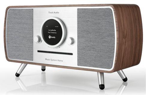 TIVOLI Music System Home Noyer/Gris