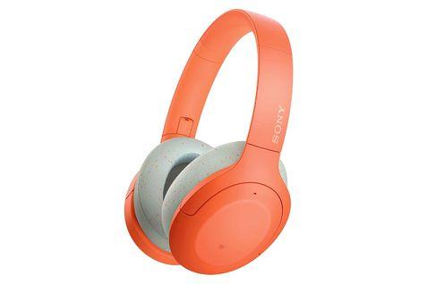 SONY WH-H910 Orange